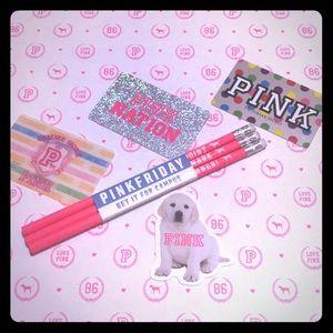 💕PINK VS PINKFRIDAY LTD EDITION Pencils 💕